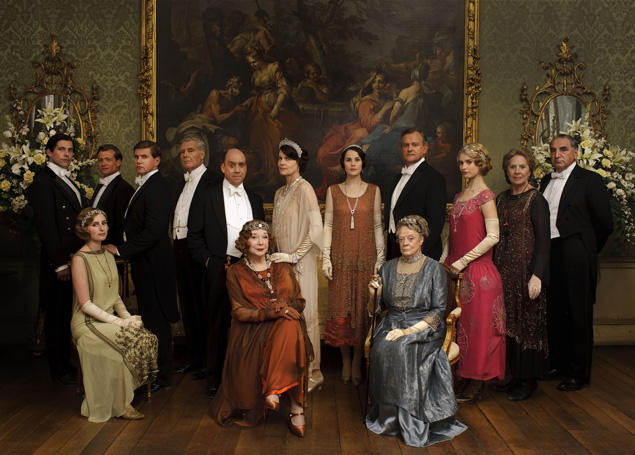 Downton Abbey Season 4  Part Eight