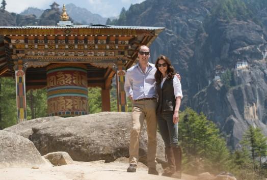 Kate-Middleton-Hiking-Outfit-Bhutan-2016